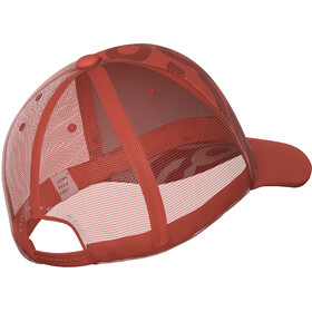 Compressport Gorra de Camionero, red clay